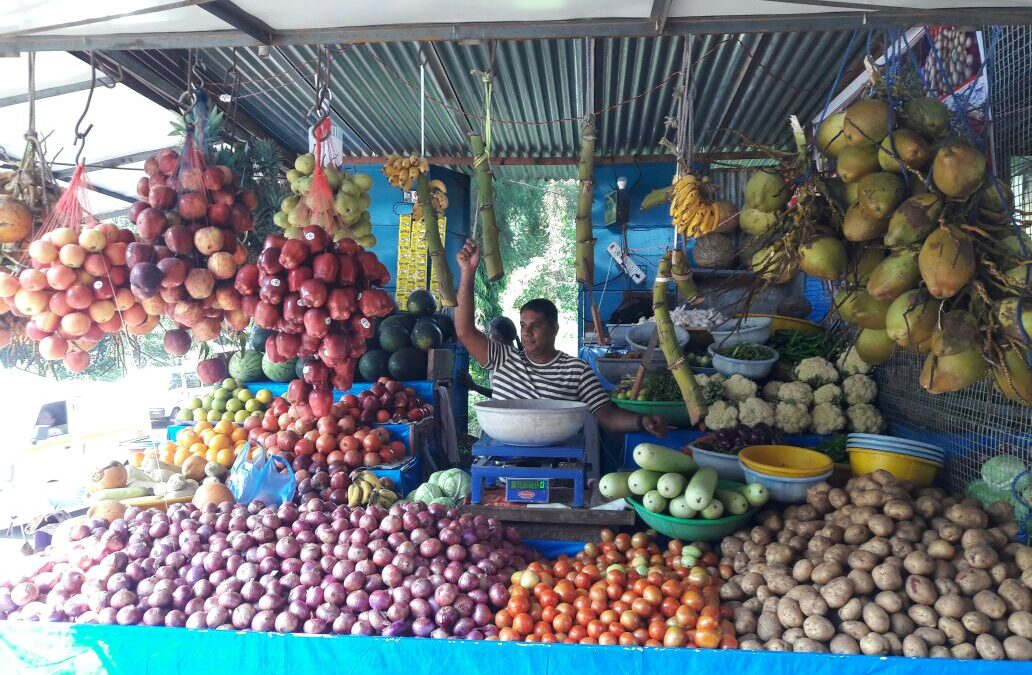 Vegetable vendor's son launches commission free, direct online ordering system for small business owners